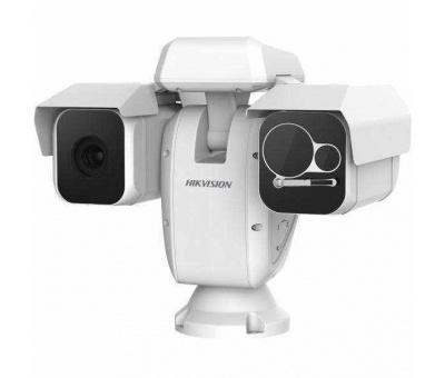 Hikvision NEI-BT2M6266 2 MP Termal ve Optik Bi-spectrum PTZ Network Akıllı IP Kamera
