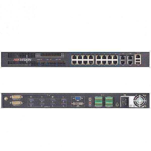 Hikvision NEI-6908 8 Port VideoWall Decoder
