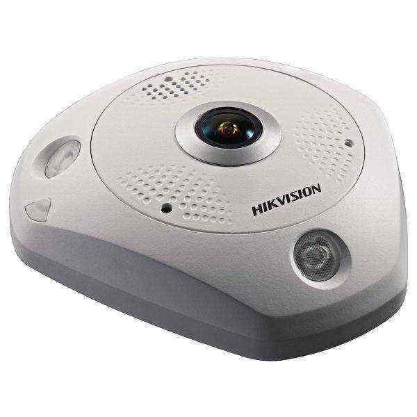 Hikvision NEI-F6362 6 MP Akıllı Fish-Eye Network Kamera